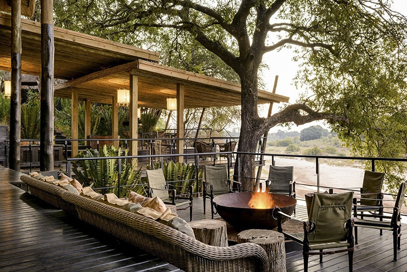 Top Luxury Lodges in Kruger Park South Africa